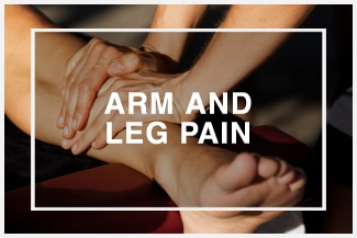 Arm & Leg Pain Symptom Box