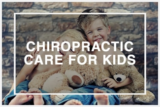 Chiropractic Care for Kids Symptom Box